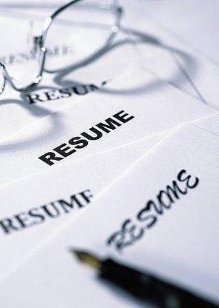 Keeping a Master Resume