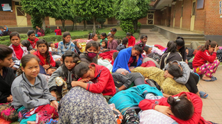 Young Nepalese Women Affected By Earthquake Are Targeted For Trafficking