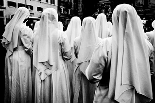 Religious Sisters Disguised as Prostitutes to Save Trafficking Victims