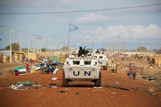 United Nations Peacekeepers Aiding Sex Traffickers?
