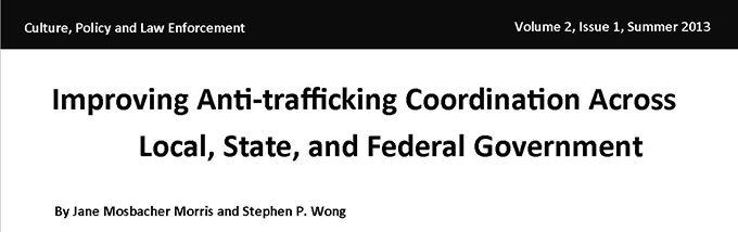 Jane Mosbacher, Stephen Wong, anti-trafficking, human trafficking, cancer research
