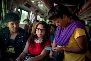 UNICEF Takes Action To Halt Child Trafficking in Nepal