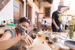 Atelier Céramique, septembre 2020