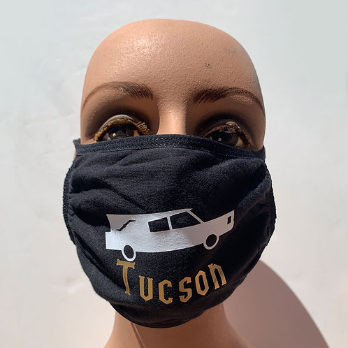 LOW RIDER HEARSE mask