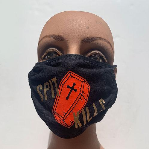 SPIT KILLS      mask
