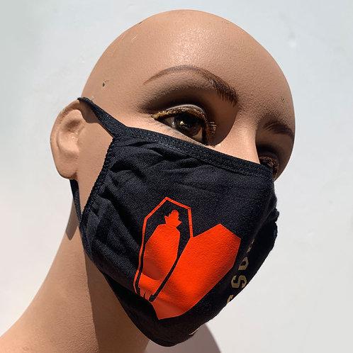 TUCSON VAMPIRE COFFIN mask