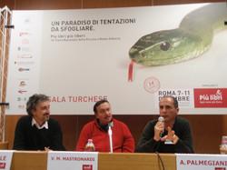 Con V. Mastronardi e A. Palmegiani