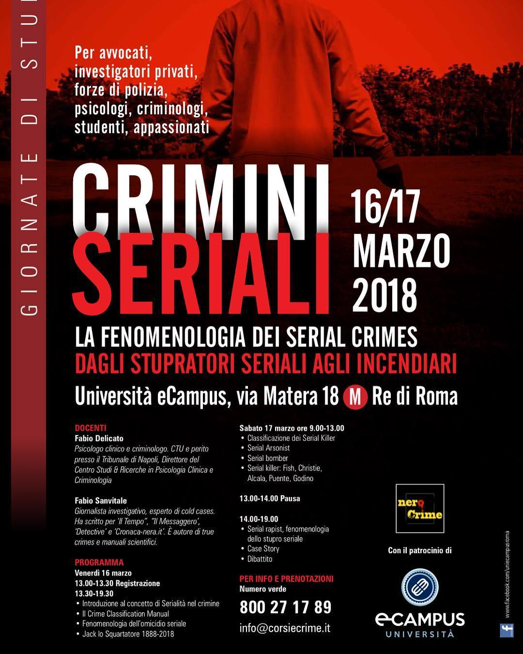 Crimini seriali