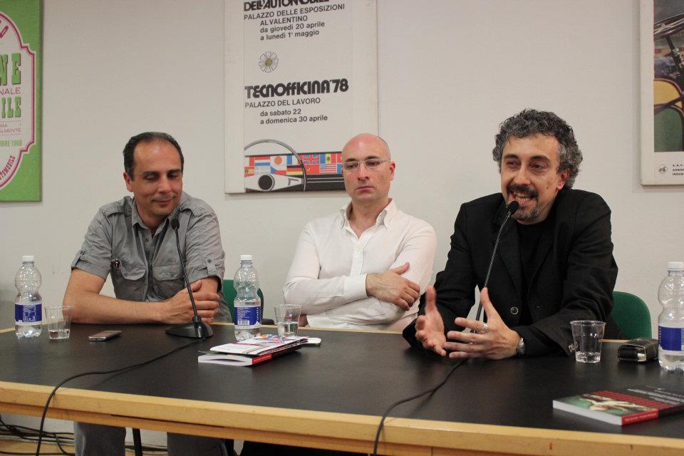 Salone del Libro, con Angelo Zappalà