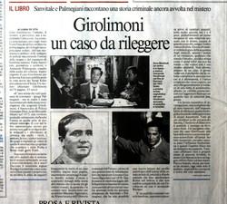 Il Messaggero, 11 febbraio 2012