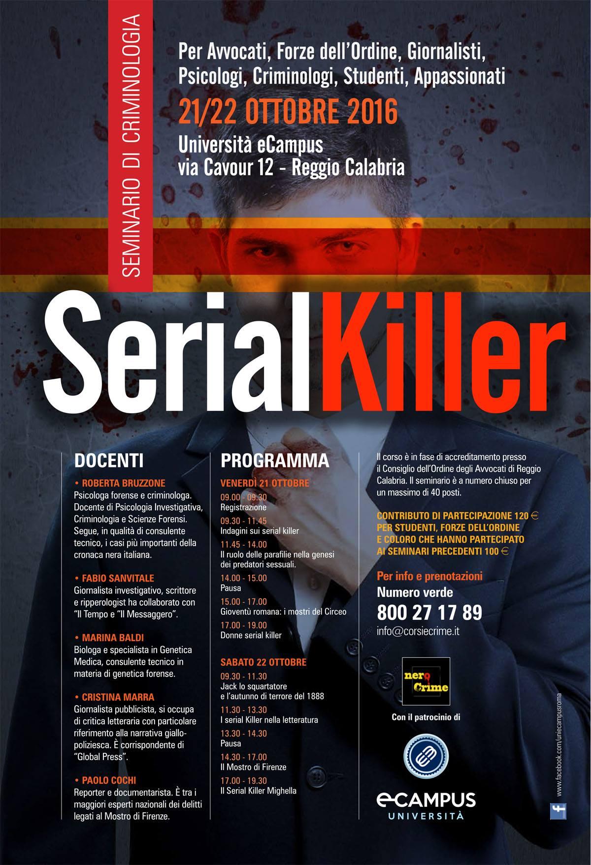 Serial Killer Torino