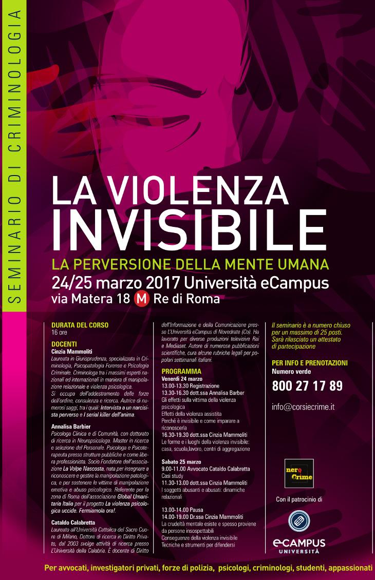 violenza invisibile