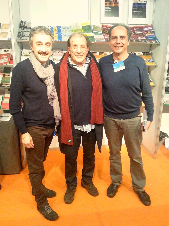 Con Nicola Longo e A. Palmegiani