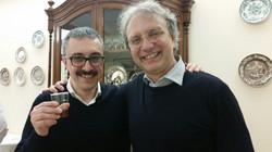 Con Giacomo Frazzitta