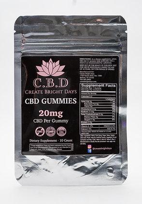 CBD Gummies 20mg