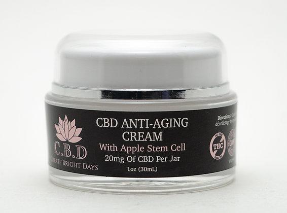 CBD Anti-Aging Cream with Apple Stem-cell 20 mg