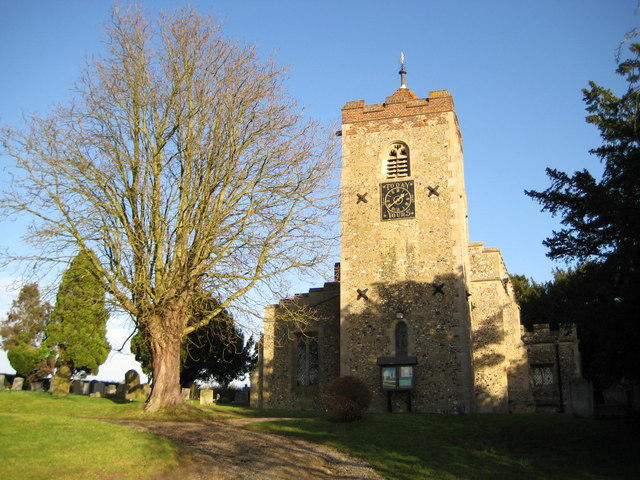 St Mary's Church - Sheering