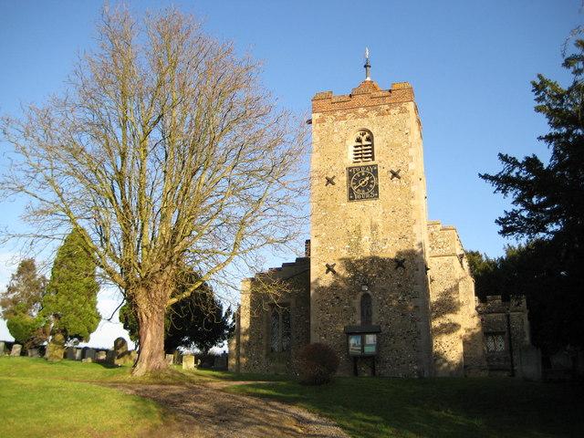 St Mary's Church - Sheering