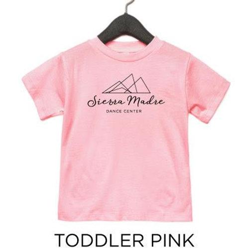 Toddler Pink SMDC shirt