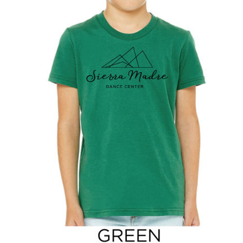 Green SMDC shirt
