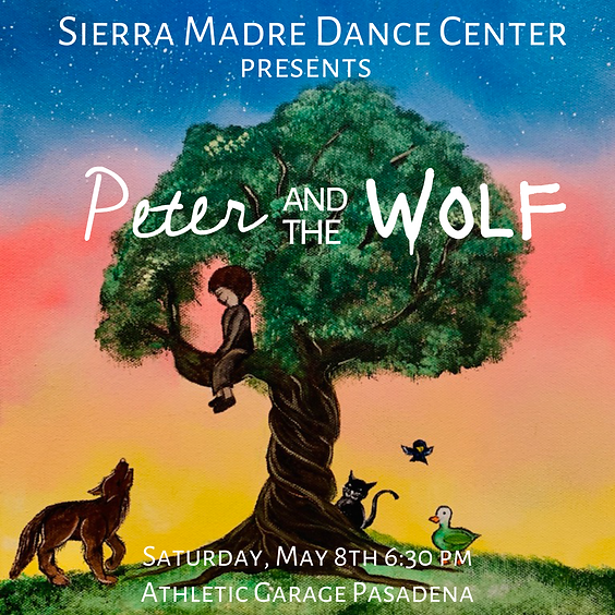 PETER AND THE WOLF - Presented by SMDC Company