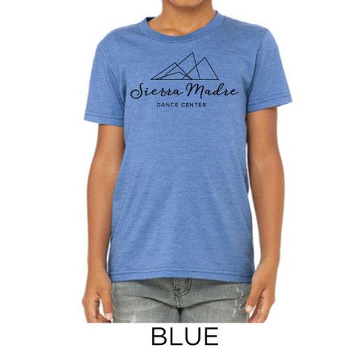 Blue SMDC shirt