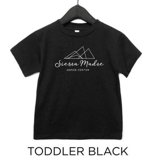 Toddler Black SMDC shirt