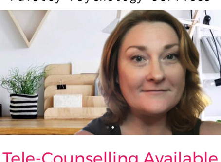 Tele-Counselling Available to Those Impacted by the Coronavirus