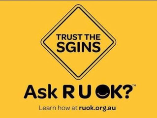R U OK? Today