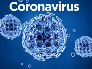 Let's All Try and Remain Calm - Coronavirus