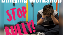 STOP BULLY! Positive Parents Bullying Workshops 2020