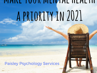 Prioritise Your Wellbeing This Year
