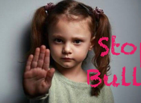 Have you heard the news?  STOP BULLY! Positive Parents Bullying Workshop 20th March