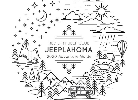 Jeeplahoma 2020 Adventure Guide