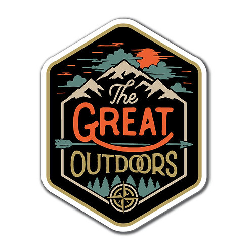 The Great Outdoors Decal