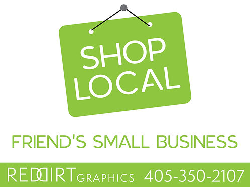 Thank You-Local Business
