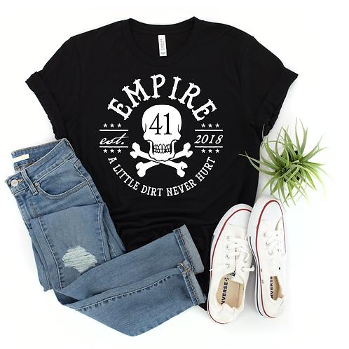 E41 Skull Shirt