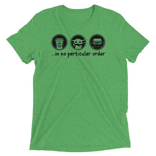 Favorite Things-Yoda Shirt