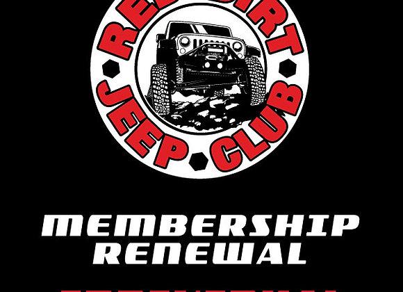RENEW-Individual Membership