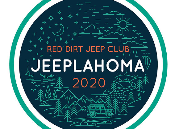 Jeeplahoma Decal-2020