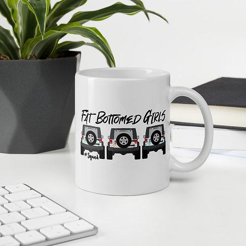 Fat Bottomed Girls Mug