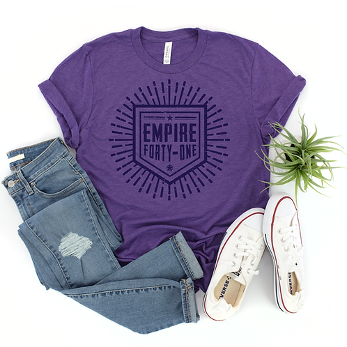 Empire41 Sunburst Logo Shirt