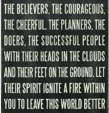 YOUR SUCCESS COMES FROM THE PEOPLE YOU SURROUND YOURSELF WITH