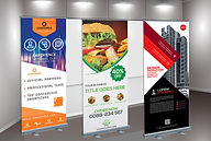 Rollup Banners as low as €69