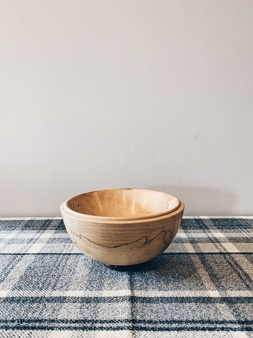 Horse Chestnut Bowl