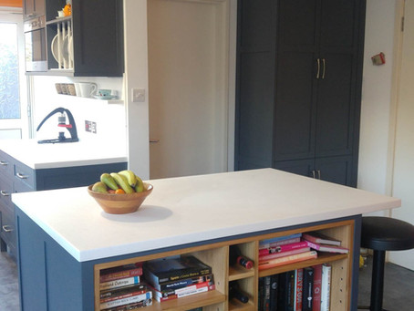 Bespoke Kitchen Units for a Private Client (North Yorkshire)
