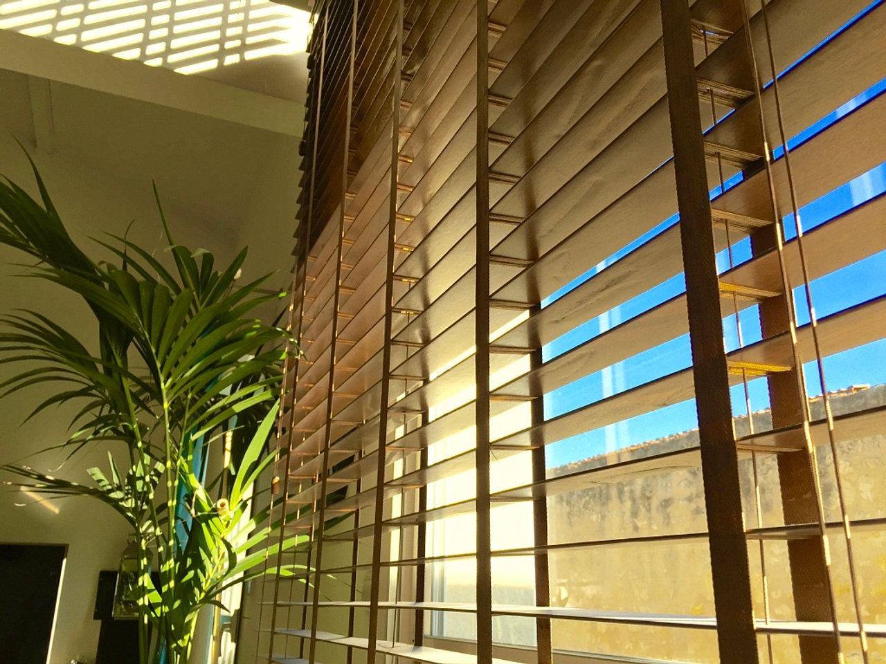 Lieu de vie appartementstyle loft aux chartrons - Loft a vendre bordeaux ...