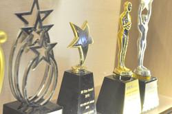 Numerous Top Awards