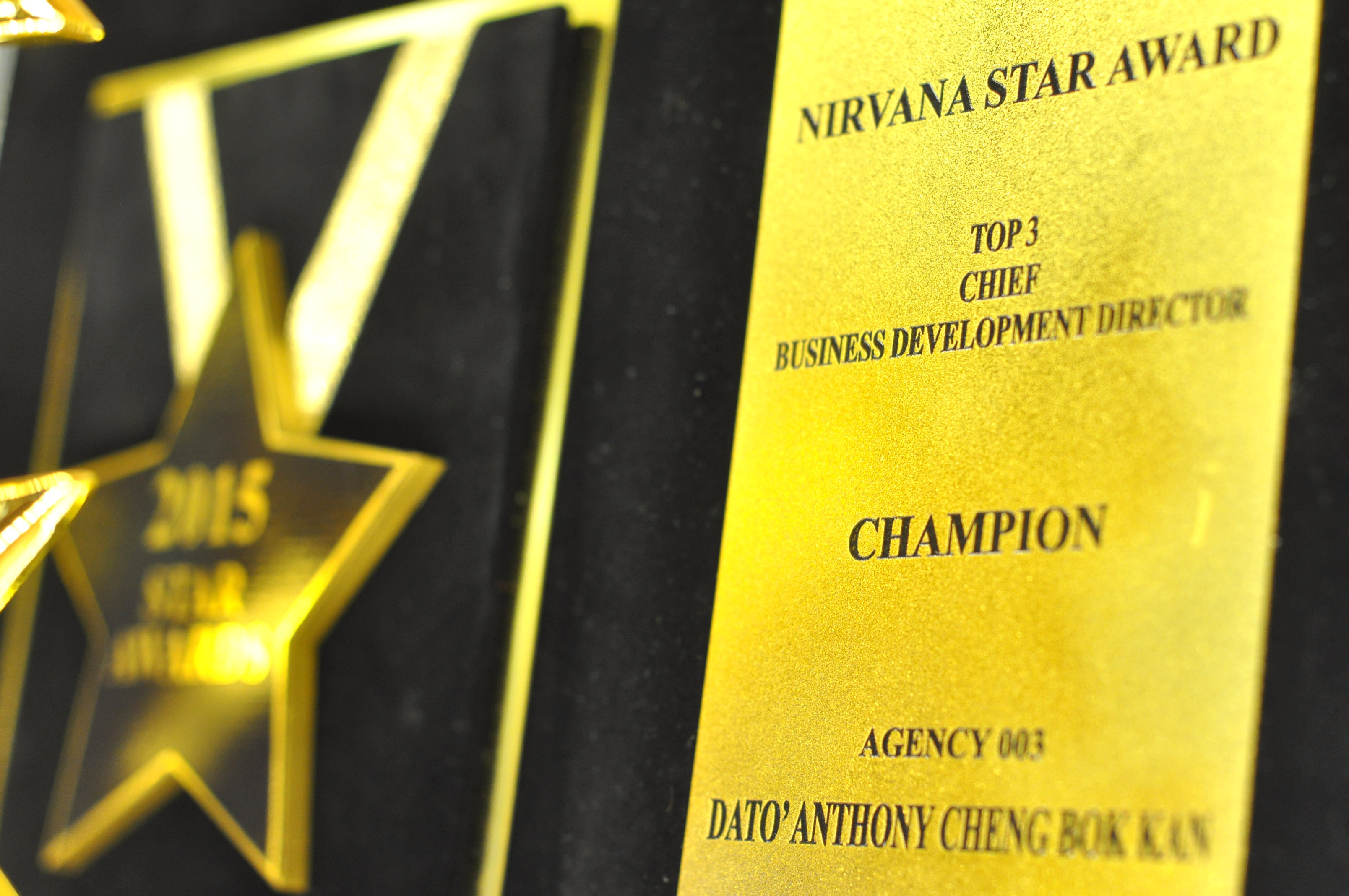 2015 Asia Champion