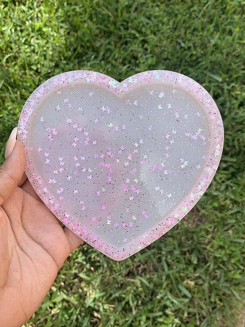 JUMBO HEART TRAY